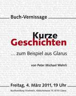 Peter Wehrli Buch-Vernissage